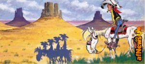 Un documentario per Lucky Luke
