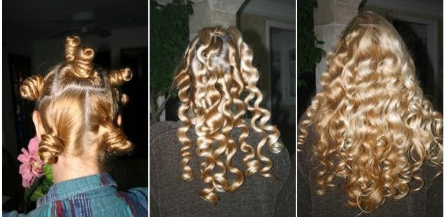 Frisuren Ohne Fön Und Lockenstab