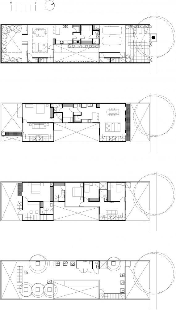 Pixel 57 darkitectura tecno haus - La meadowview house par platformarchitects en angleterre ...