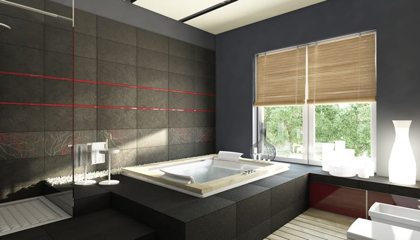 15 Black and White Bathroom Ideas (Design Pictures ...