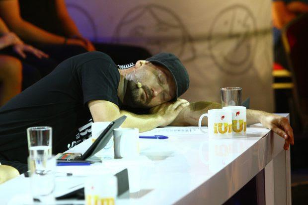"""Cheloo a cedat în fața unui concurent de la """"iUmor"""""""