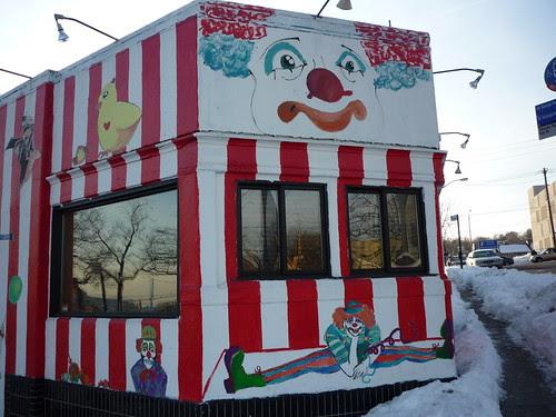 Cargo Cafe, Staten Island