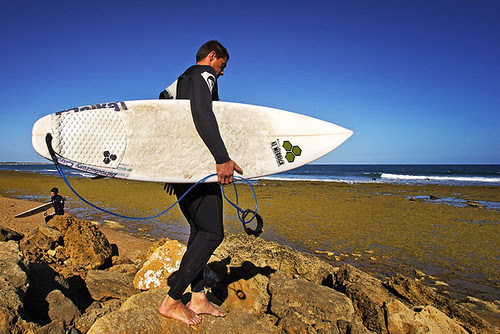 Surfer at Winkipop, Bells Beach, Torquay, Victoria, Australia IMG_7790_Torquay