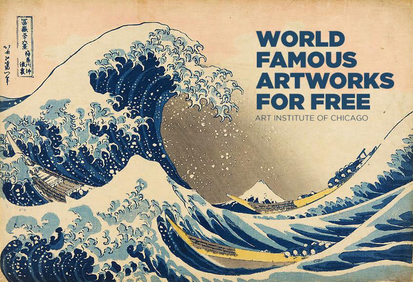 Cc0ライセンス モネや北斎も世界の名画52000枚を無料ダウンロード