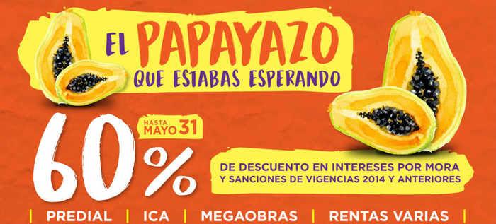 Aún hay tiempo para aprovechar el 'Papayazo Tributario'