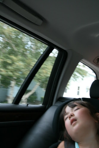 Asleep as the world goes by