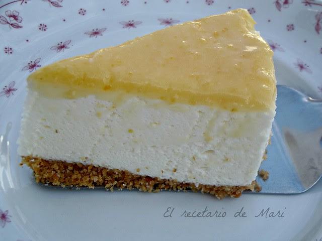 tarta de queso y limón 11