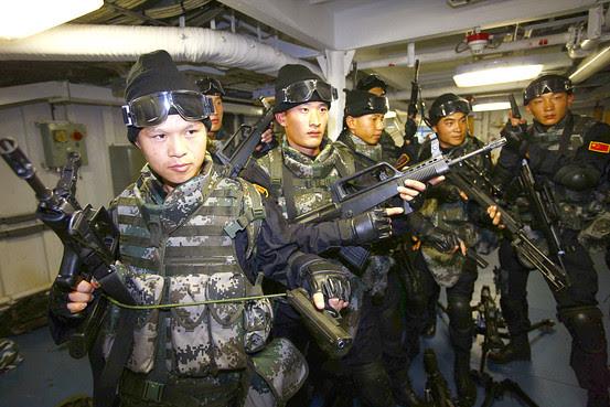 Pasukan Khusus Cina