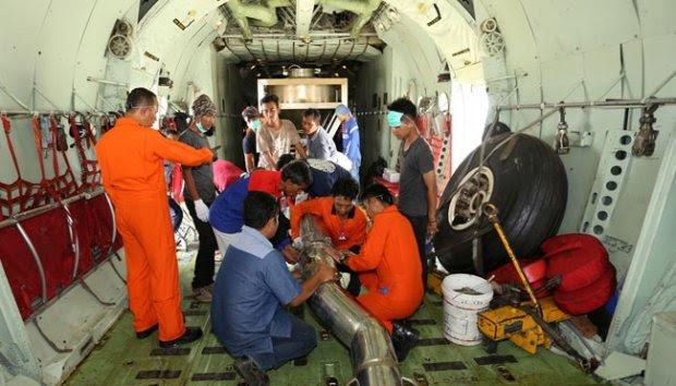 TNI AU Kerahkan Hercules untuk Modifikasi Hujan Buatan