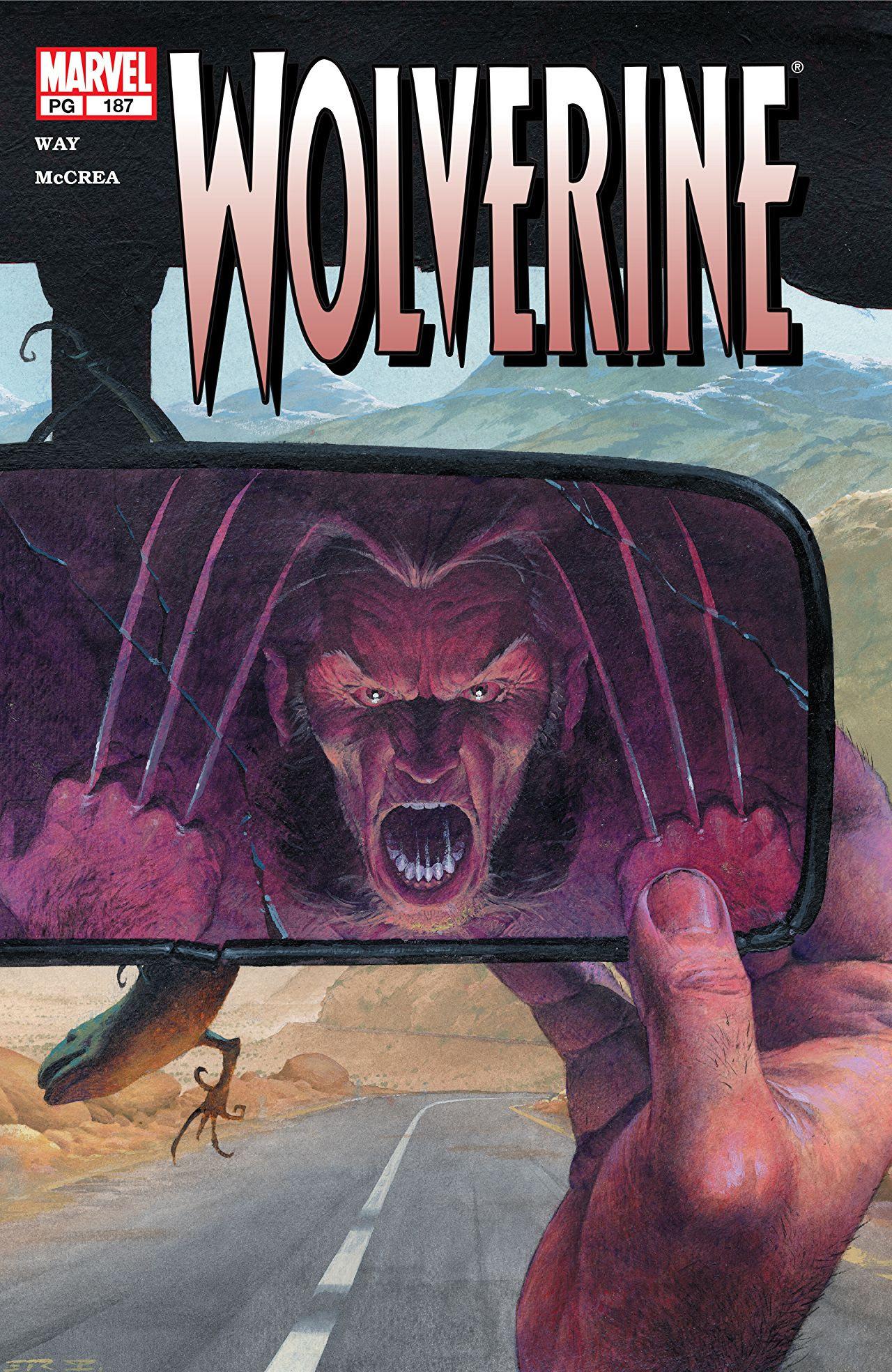 Resultado de imagem para wolverine # 187