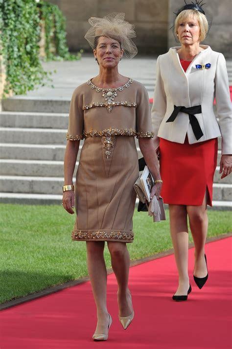 Princess Caroline of Hanover   Best Dressed Royal Wedding