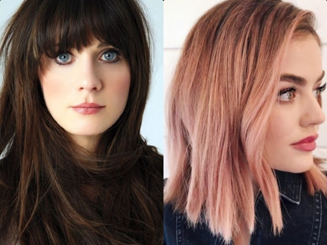 30 Best Hair Color Ideas For Different Eye Colors Fashion Enzyme