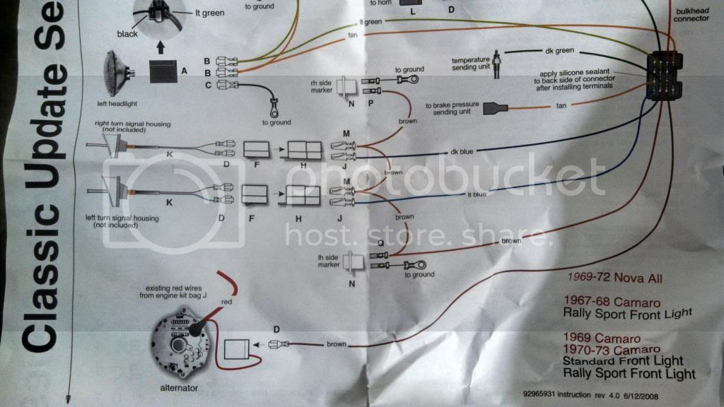 72 Nova Wiring Schematic - Wiring Diagram Networks
