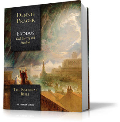 Image result for dennis prager rational bible