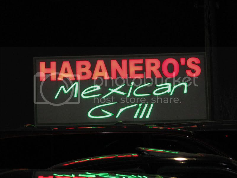 Habanero's Mexican Grill