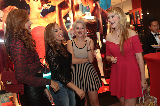 Guess Jeans Panama Event