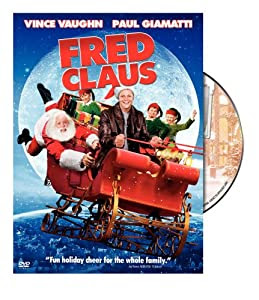 "Cover of ""Fred Claus"""