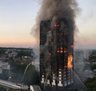Grenfell Tower - Beware Cover-Up