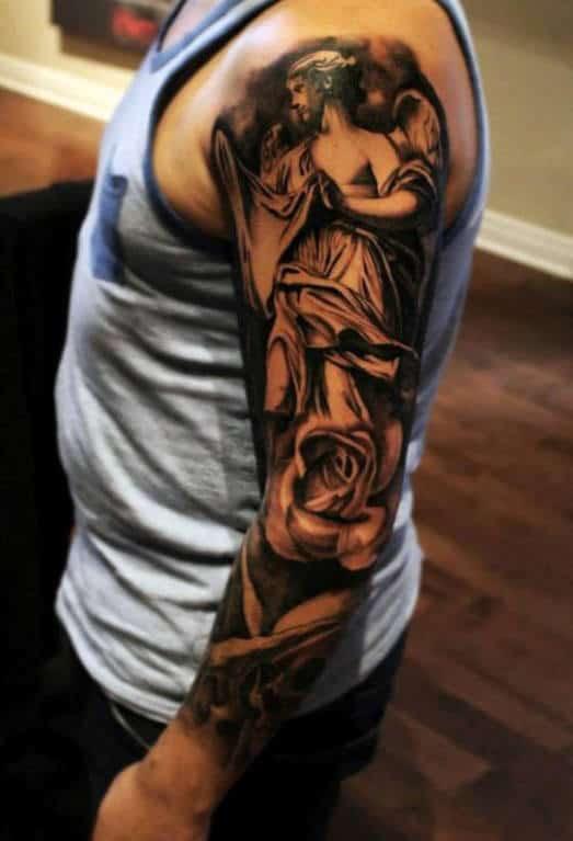 Imagens de tatuagens para mangas de homens