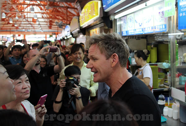 Gordon Ramsay for #hawkerheroes