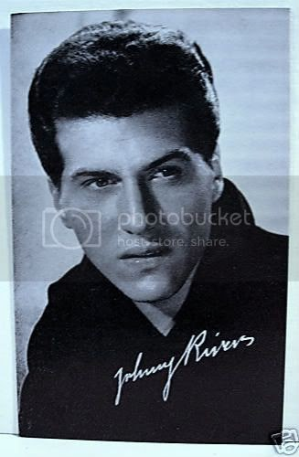 WES BRYAN - My Life In Music: JOHNNY RIVERS A DECADE ...