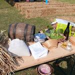 Esbarres   Esbarres célèbre la fête de la Moisson sous un soleil de plomb
