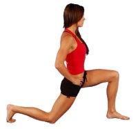 how to unlock hip flexor hip flexor stretches before running