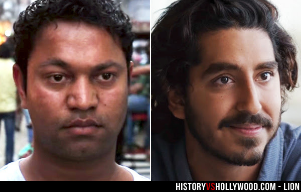 Lion Movie Vs The True Story Of Saroo Brierley Google Earth