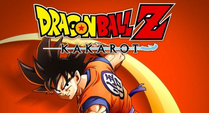 Dragon Ball Z Kakarot Game Poster