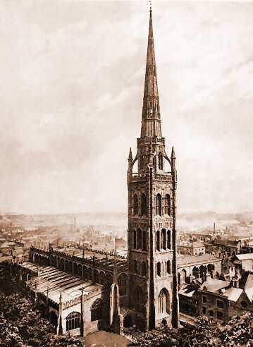 Parish Of Saint Michael's 1800's