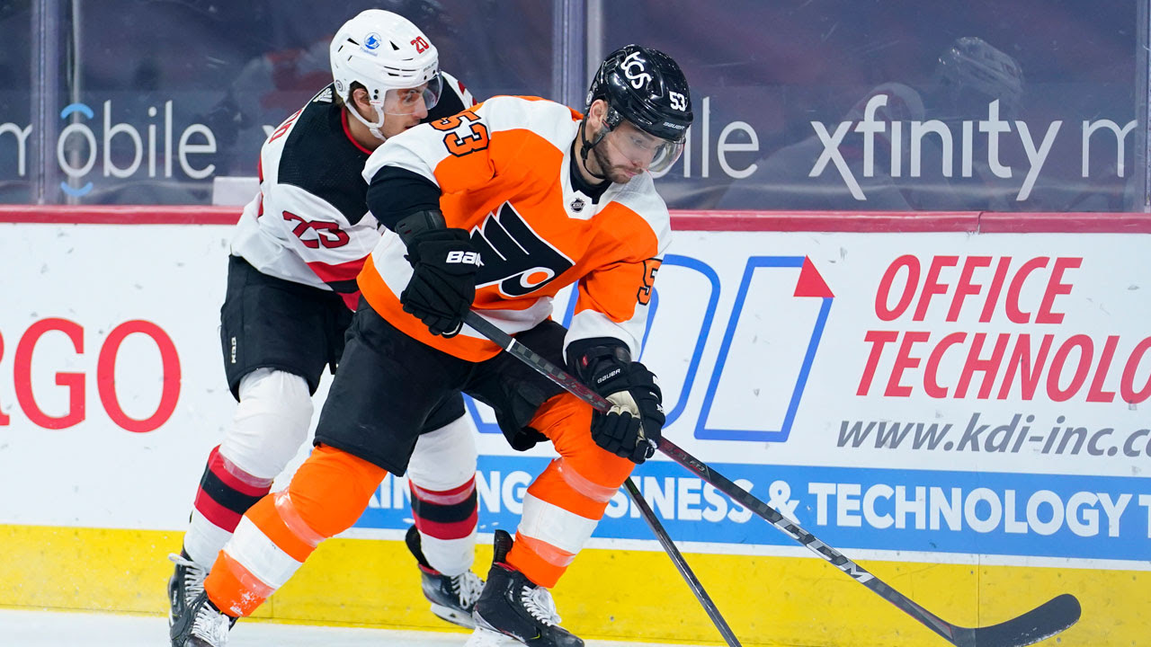 Coyotes acquire Shayne Gostisbehere, two picks from Flyers