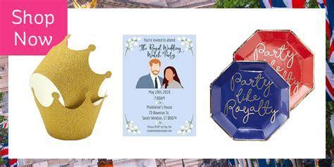 Royal Wedding Party Favors   Decor Ideas for Royal Wedding