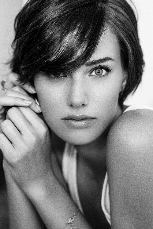Emily Doyle, Gorgeous in B&W