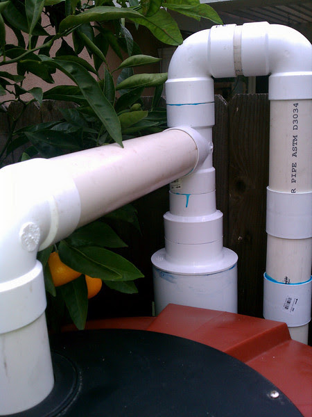 Rain Water Systems First Flush Devices