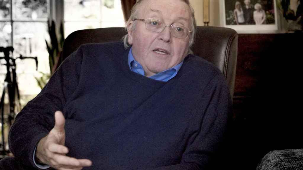 Paul Preston recibe a El Español en su casa del norte de Londres.