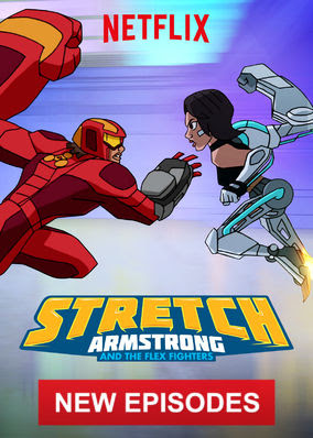 Stretch Armstrong & the Flex Fighters - Season 2