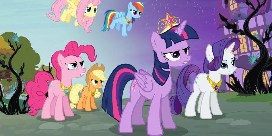 Bro Und Pony Ist Gleich Brony Männer Die Auf Ponys Starren