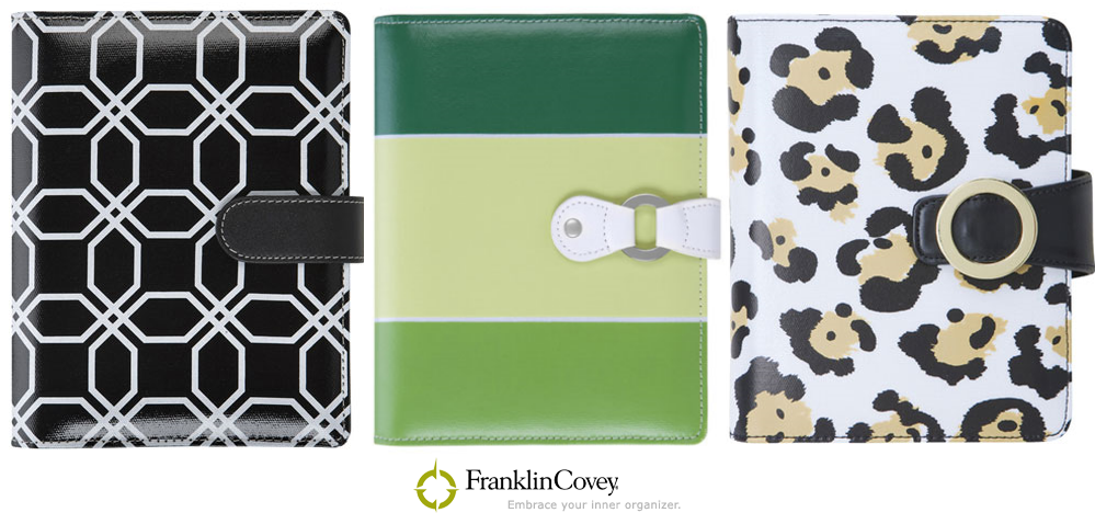 Favorite Day Planners for 2012 - Simplified Bee