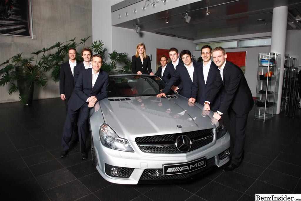 The Mercedes-Benz DTM driver line-up - BenzInsider.com - A ...