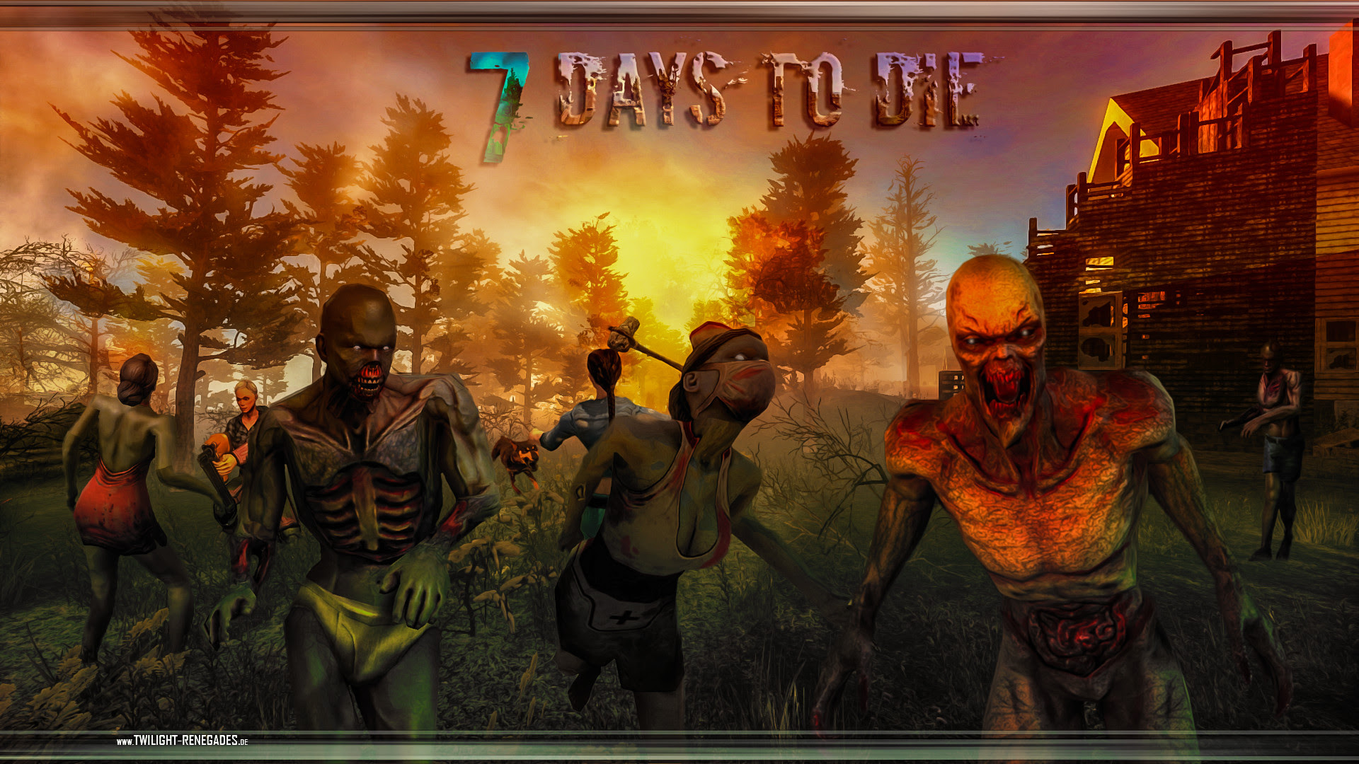 7 Days to Die Wallpaper (95+ images)