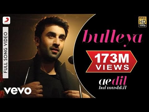 bulleya lyrics in english meaning
