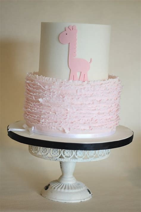 Baby Shower & Smash Cakes » Charity Fent Cake Design