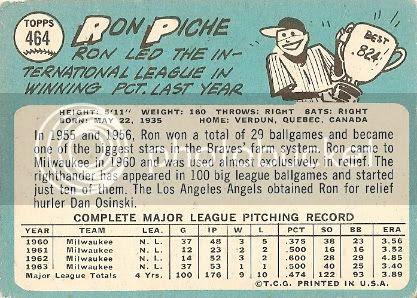 #464 Ron Piche (back)