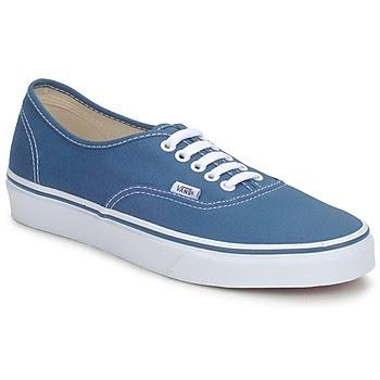 Vans AUTHENTIC Azul