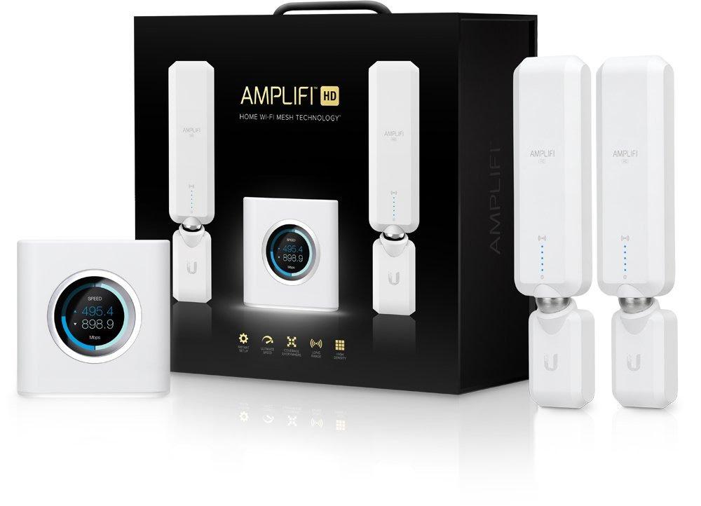 We're giving away an Amplifi HD home WiFi system screenshot