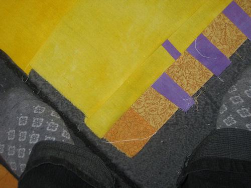 365-21 :: yellow & feet