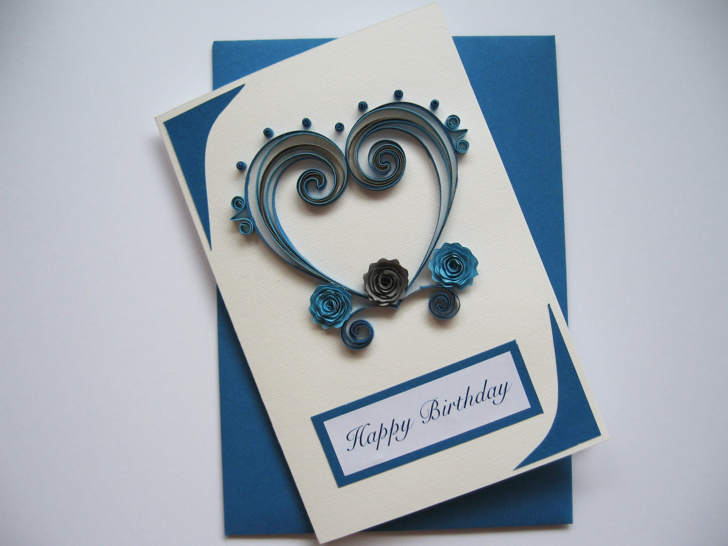 Birthday Greeting Cards For Him Card Design Template