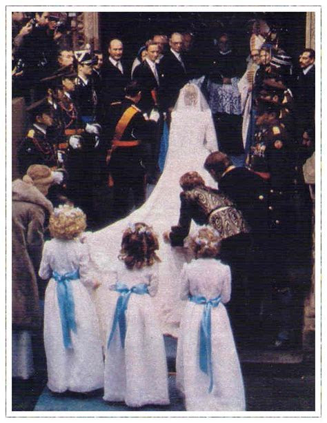 The Wedding Dress   Princess Marie Astrid of Luxembourg