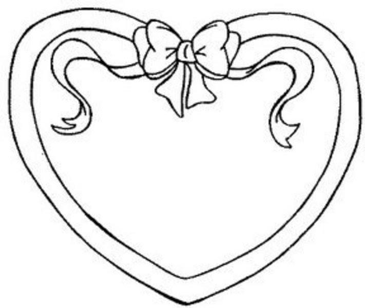 (En iyi 100) Kalp Boyama Resmi