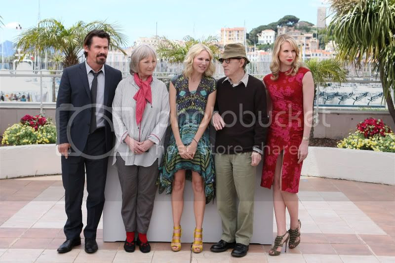 You Will Meet a Tall Dark Stranger Photocall Cannes May
